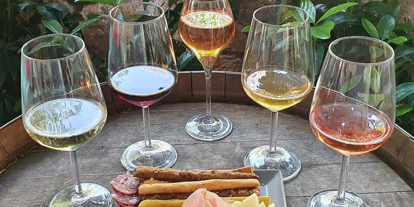 Wine Tasting with Eleni